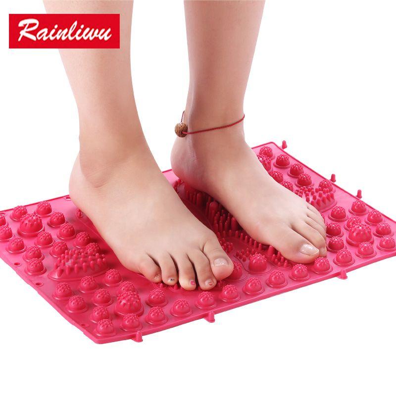 Massage des pieds Nouveau style bord De massage Massage des Pieds pad Ultra douleur épais Pied soins de Santé de type Marche jouer l'excision intrument