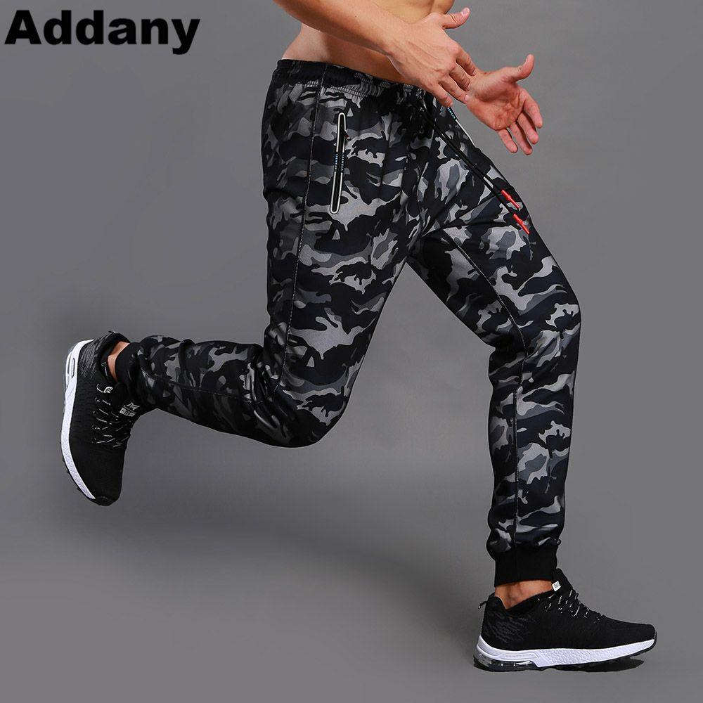2018 Casual Mens Jogger Herbst winter SweatPants fitness Gmys Männer Camouflage Military Hosen Komfortable Cargohose Hip Hop
