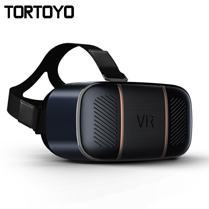 Smart All in One VR Glasses 2K FHD LCD 360 Panorama Virtual Reality 3D Glasses Gaming Helmet Octa-Core 3GB+32GB Bluetooth HDMI