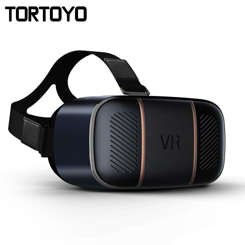 Smart Alle in Einem VR Gläser 2 K FHD LCD 360 Panorama Virtuelle Realität 3D Gläser Gaming Helm Octa- core 3 GB + 32 GB Bluetooth HDMI