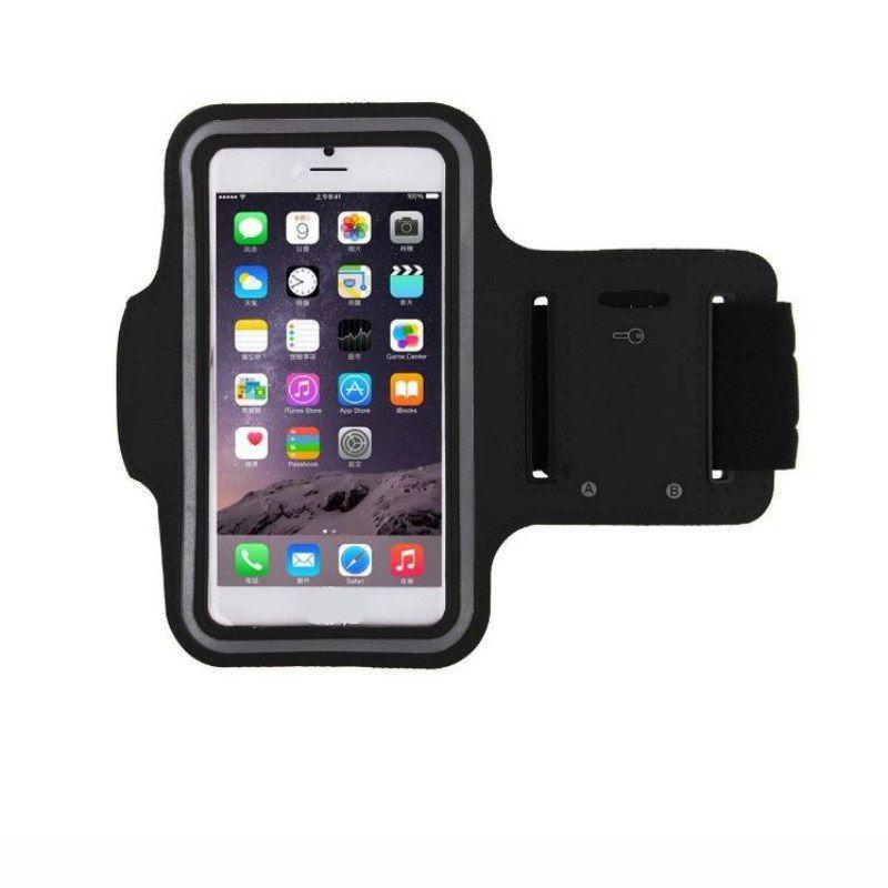 Noir Sport Courir Jogging Gym Brassards Cas poche de Couverture de téléphone Titulaire pour Apple Iphone7 7 plus 4.7 5.5 pouce