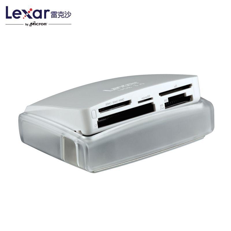 Lexar Lexar high speed USB3.0 reader CF SD XD M2 25 in 1 multi function card reader in