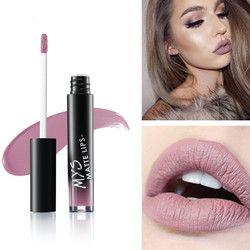 New arrival MYS makeup Liquid tint Lipstick Hot Sexy Colors Lip batom Matte Lipstick Waterproof Long Lasting Lip Gloss Lip Kit