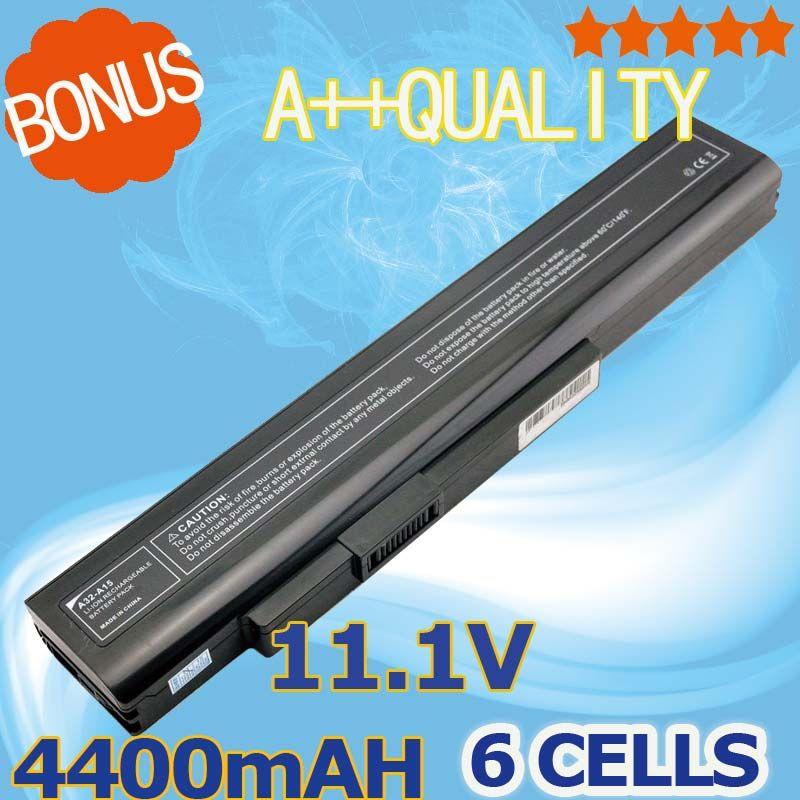 <font><b>4400mAh</b></font> Laptop Battery For MSi A32-A15 A41-A15 A42-A15 A42-H36 A6400 CR640 CR640DX CR640MX CR640X CX640 CX640DX CX640X