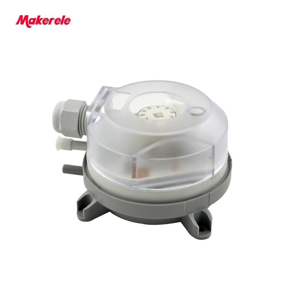 Luftdifferenzdruckschalter 20-200 Pa 30-300 Pa 50-500 Pa 1K-5KPa Einstellbare Micro Druck luft Schalter Hohe Qualität