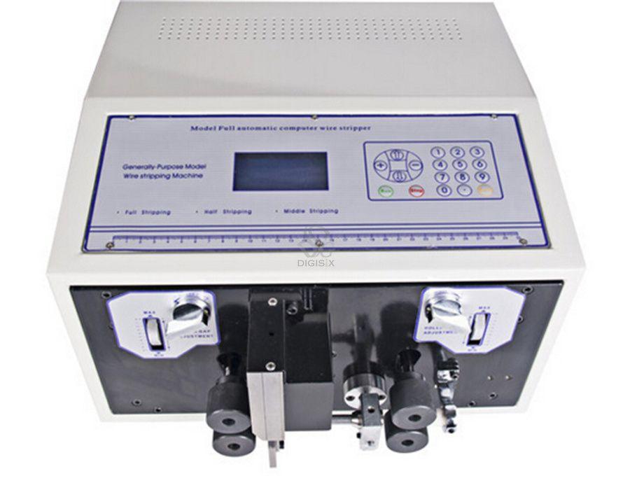 SWT508-JE Dicke linie Typ Computer Draht Schneiden Abisolieren Schälmaschine