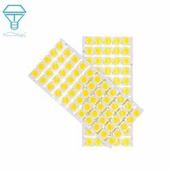 55 Pcs A Lot 3 W 5 W 7 W 10 W LED COB Bola Lampu Pada Papan 13*13 Mm High Power LED Chip Lampu Lampu Lampu Downlight
