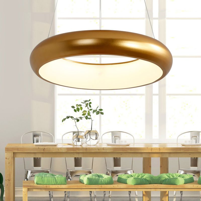 Black/White/Green/Grey Kitchen Room Modern LED chandelier for dinning room Bar living room hanging pendant Chandelier Fixture