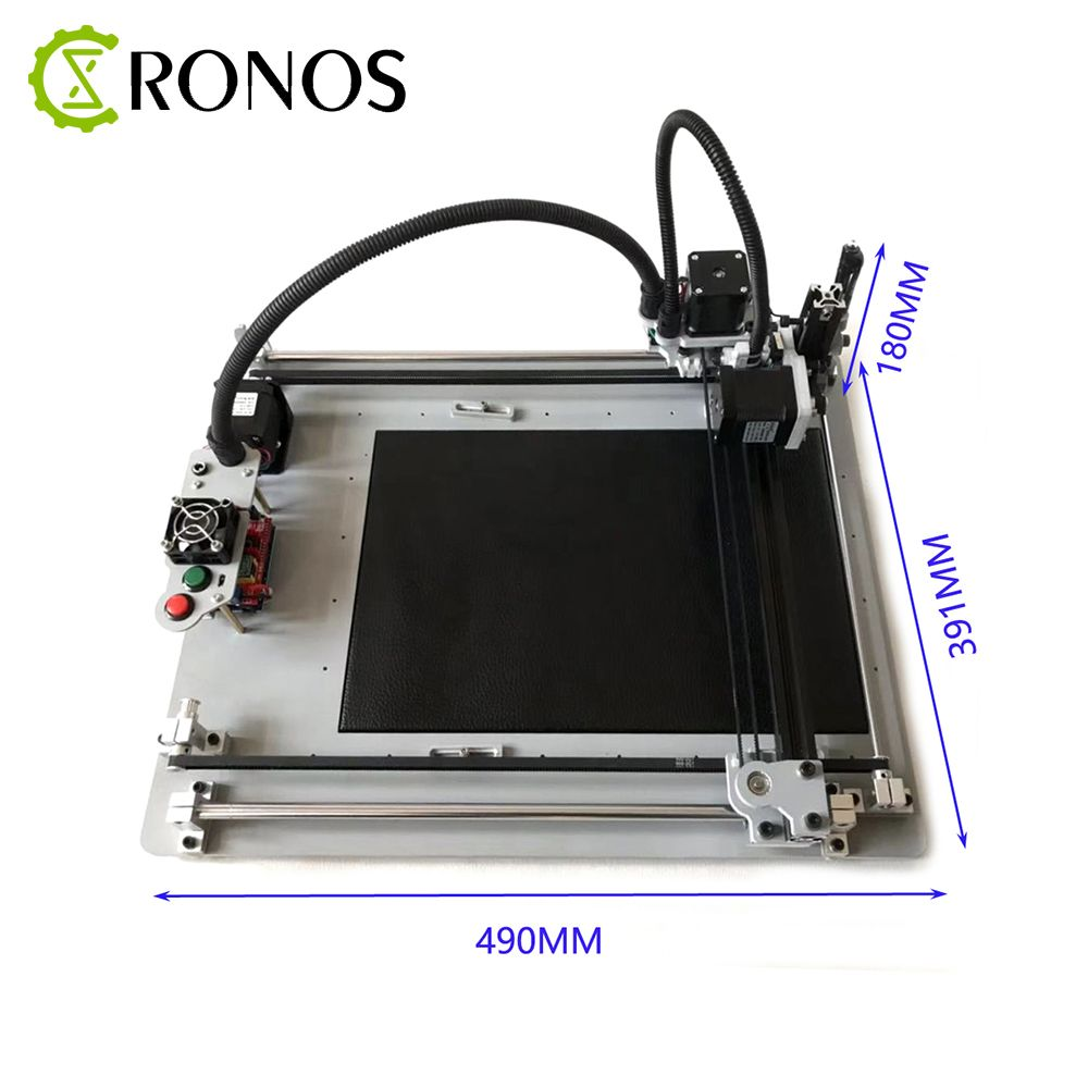 DIY Schreiben/Zeichnung Maschine 3 Achse XYZ Plotter Roboter, Arbeits Bereich A4, hohe Präzision Handschrift Drucker/Touch Bildschirm