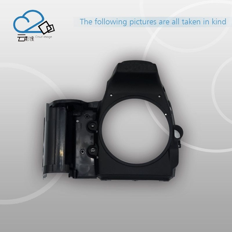 Free shipping! D810 front cover shell ( Not with Grip rebber ) For Nikon