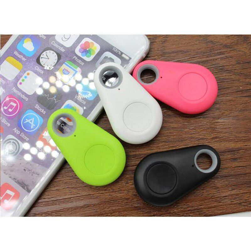 Intelligent Bluetooth 4.0 Tracker Anti-perdu, enfants de Mini-localisateur GPS, Finder