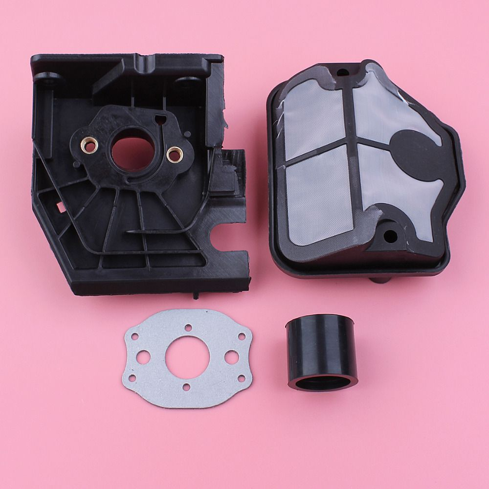 Carburetor Adaptor Intake Boot Air Filter Gasket Kit For Husqvarna 36 41 136 141 137 142 Chainsaw Spare Parts