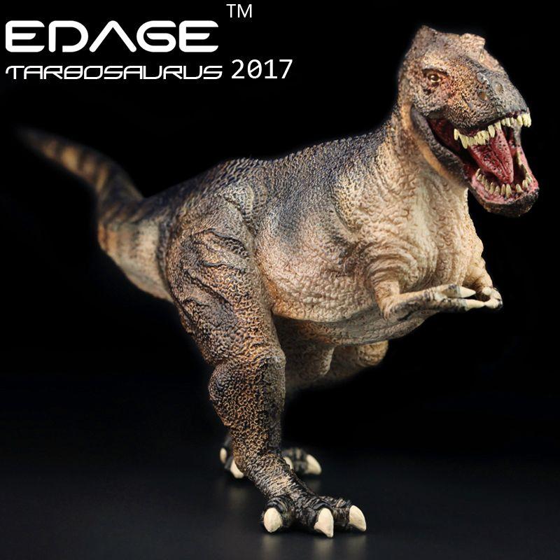 2017 New EDAGE Simulated dinosaur animal model 1:35 Tyrannosaurus Rex Children's Toys