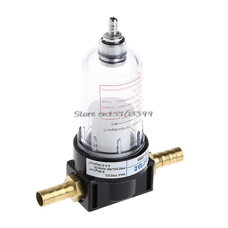 Pneumatische Luftfilter Quelle Behandlung für Kompressor Öl-wasser-trennung AF2000 G08 Drop ship