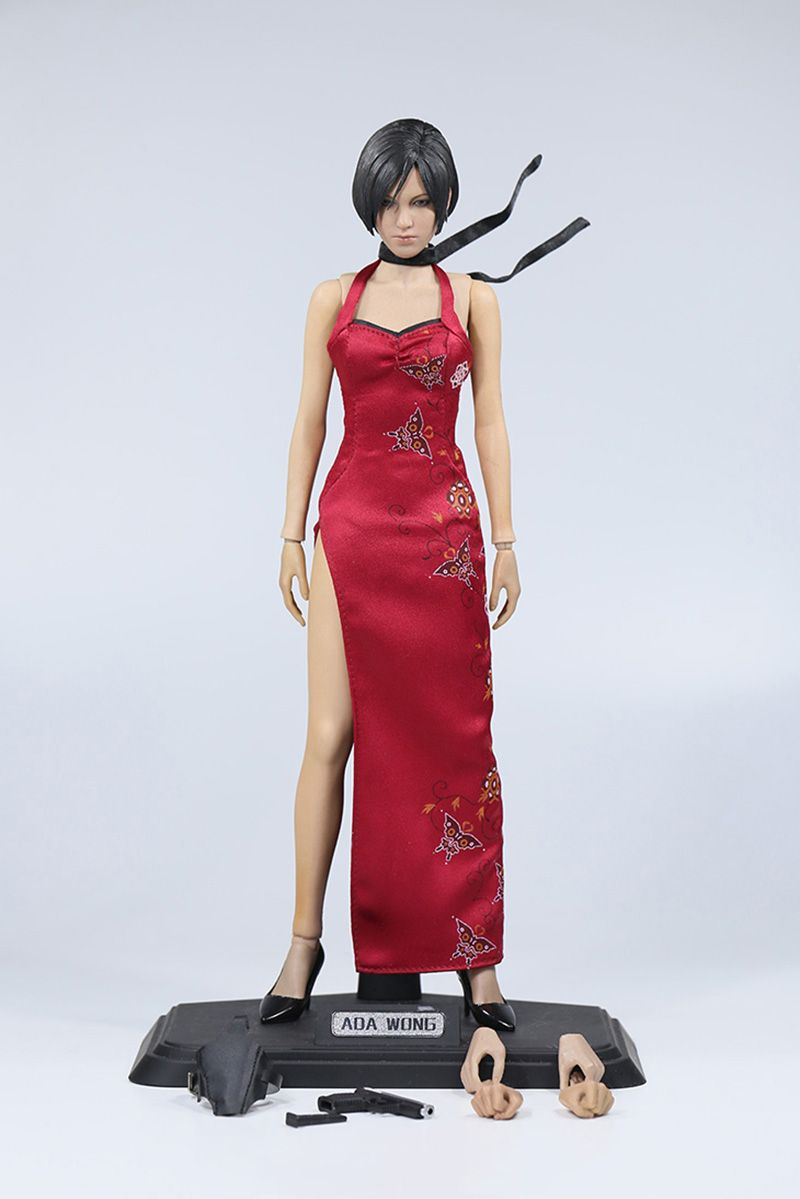 1/6 Scale Resident Evil 4 Ada Wong 12