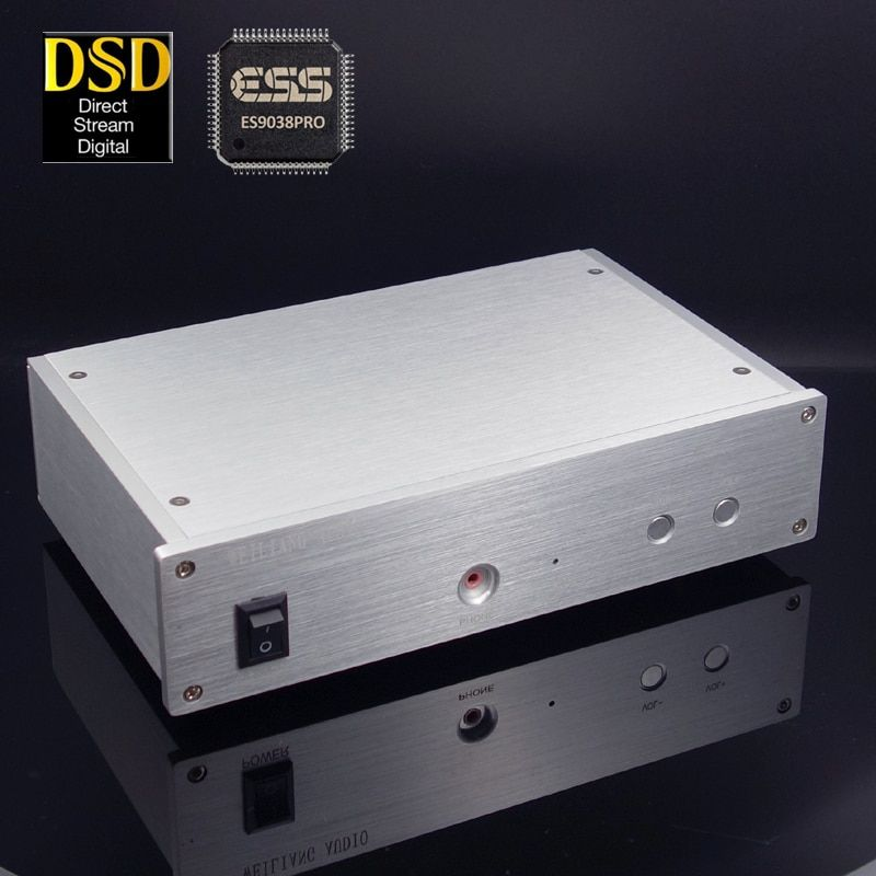 WEILIANG AUDIO SU3B ES9028PRO ES9038PRO décodeur USB DAC XMOS XU208