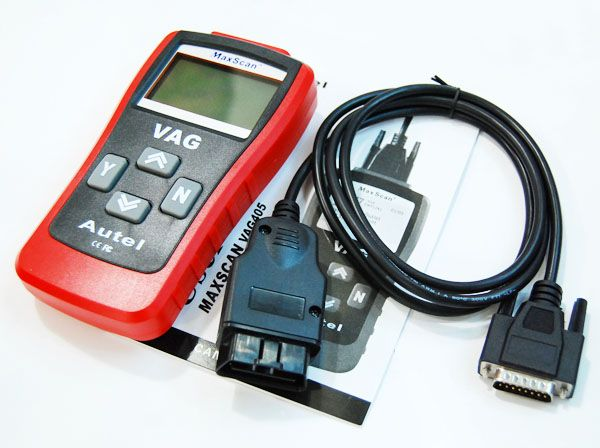 Vag MaxScan VAG405 Can Bus Car Diagnostic Code Reader OBD2 EOBD for VW Audi