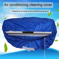 2.4m/3.2m Air Conditioning Cleaning Cover Refrigerated Cleaning Tools AC Cleaning Cover Water Jacket + Hose for 1-3P