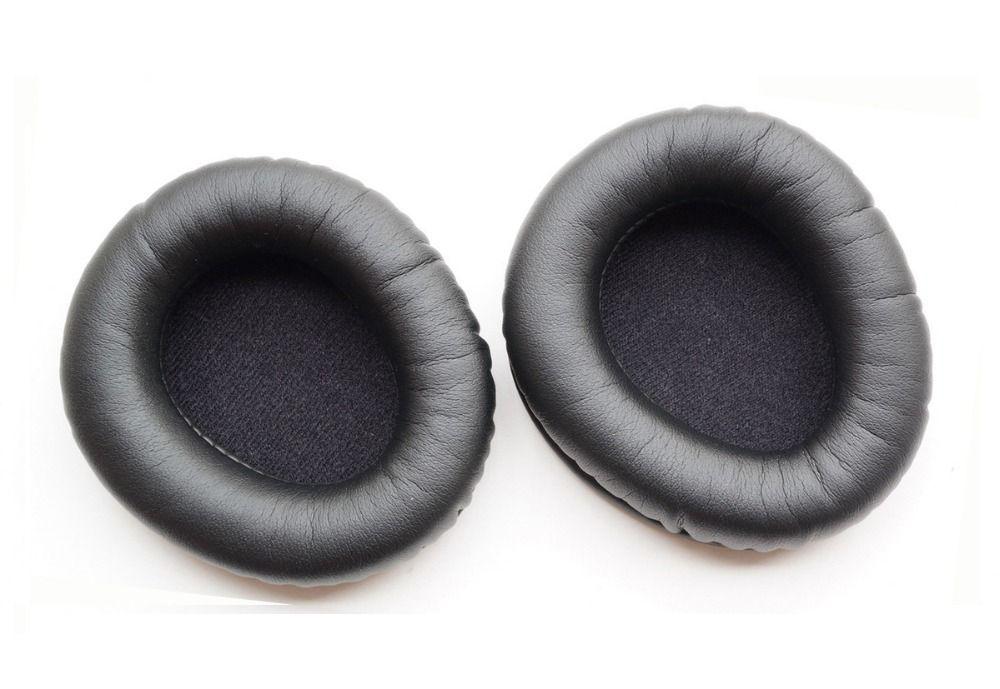 Oreillettes de remplacement couverture pour DENON AH-D1001 AH-D1000 casque (earmuffes/casque coussin) casque cushino