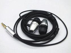 Professional HD In-Ear Earphone Metal Heavy Bass Sound Quality Music Earphone High-End Brand Headset
