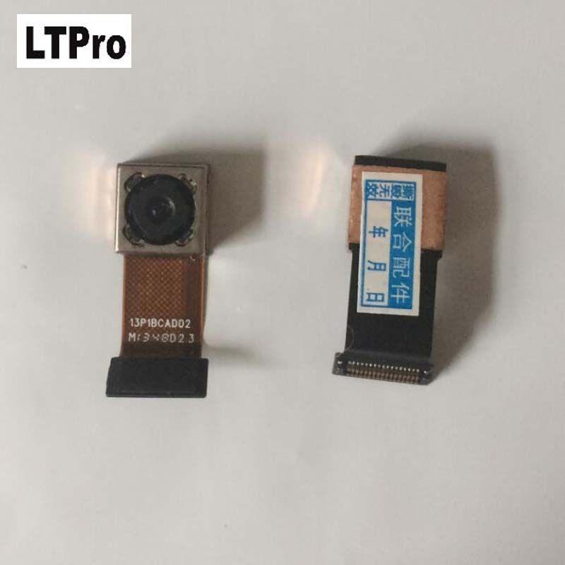 LTPro 100% Testé Travail retour arrière big caméra principale Module Pour Lenovo K910 Mobile Remplacement Pièces De Rechange