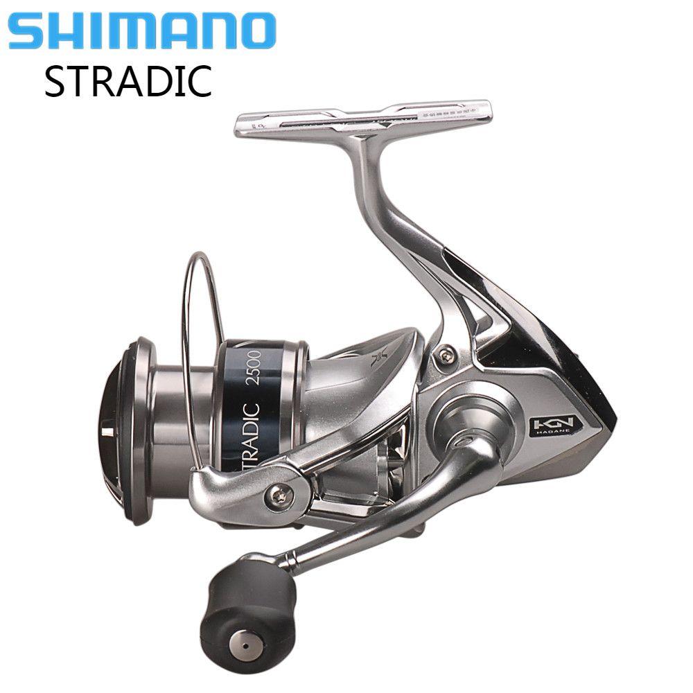 SHIMANO STRADIC 2500HG C3000HG 4000XG C5000XG Spinning Fishing Reel HAGANE GEAR X-SHIP Saltwater Carp Fishing Coil Lure Wheel