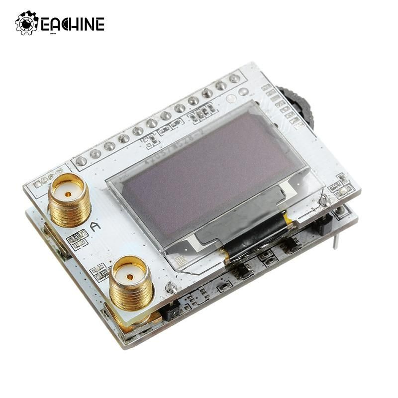 Eachine PRO58 RX Diversity FPV Receiver 5.8G 40CH OLED SCAN For FatShark Goggles