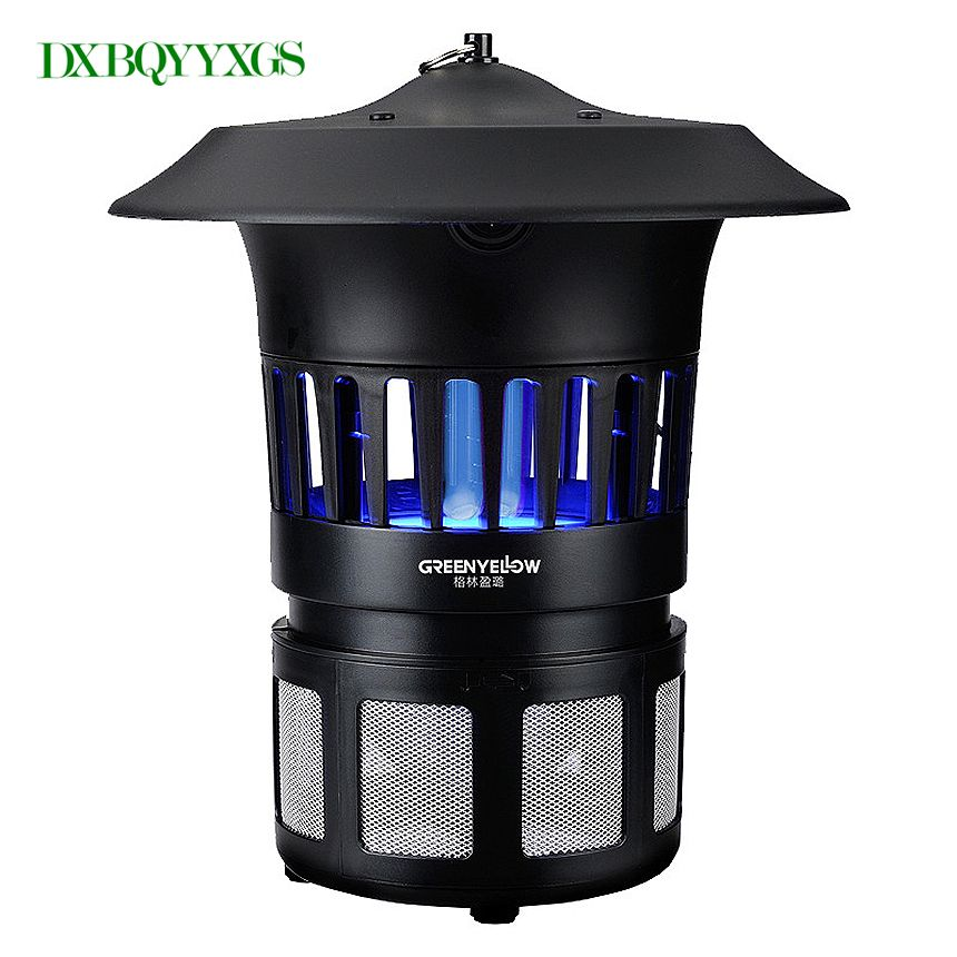 DXBQYYXGS Brand Mosquito Killer Rated voltage 100-120V/220-240V Electric Anti-Mosquito Swatter Trap Eco-friendly Mosquito Insect