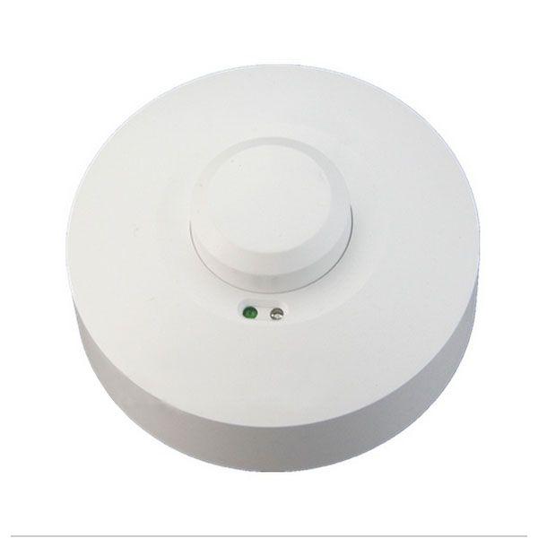 Livraison Hot Vente 5.8 GHz HF Système LED Micro-ondes 360 Degrés Radar motion Capteur de Lumière Interrupteur de lumière Au Plafond Corps Motion détecteur