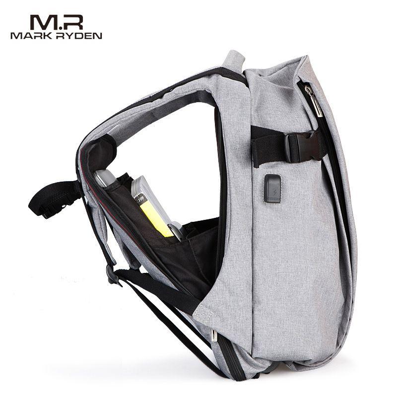 2017 Марка Райден Новинка Для мужчин 16 дюймовый ноутбук Рюкзаки для подростков Модные Mochila отдыха и путешествий рюкзак школьный рюкзак