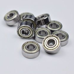 R3ZZ 4,763*12,7*4,98 мм Бесплатная доставка ABEC-5 подшипники металлический герметичный подшипник 3/16 х 1/2 х 0,196
