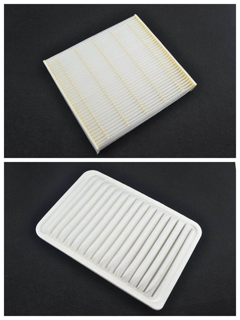 BBQ@FUKA OEM Quality Engine Air Filter & Cabin Air Filter fit for Toyota Venza Camry 87139-5010
