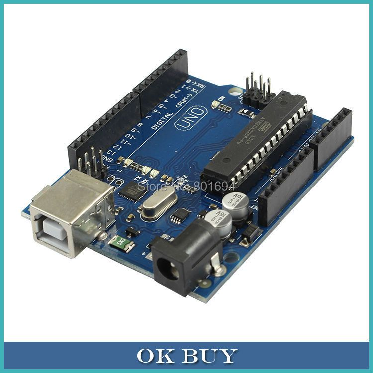 ATmega328P Development Board ATmega16U2 Version UNO R3 With USB For Arduino