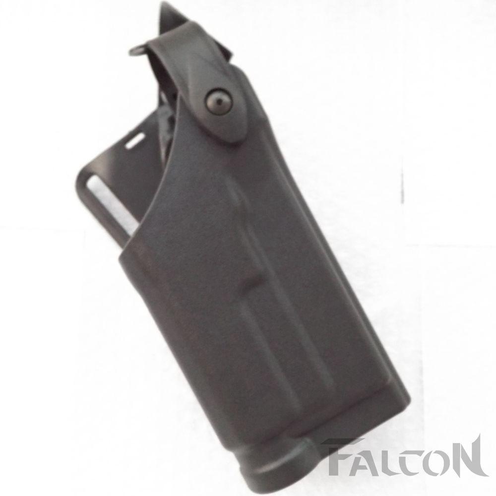 Black Light Bearing Tactical Gun Holster Fits HK USP