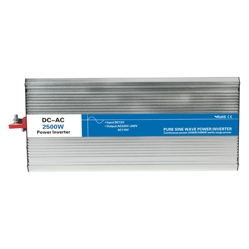 2500w Pure Sine Wave Inverter DC 12V/24V/48V To AC 110V/220V Tronic off-grid Tie Power Inverter Circuits Cheap 12 24 48 V