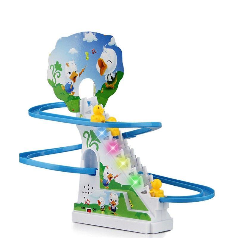 Новый интересный электроприводы вращения презентация автоматическая лестницы с музыкой света детские образовательные игрушки рождествен...