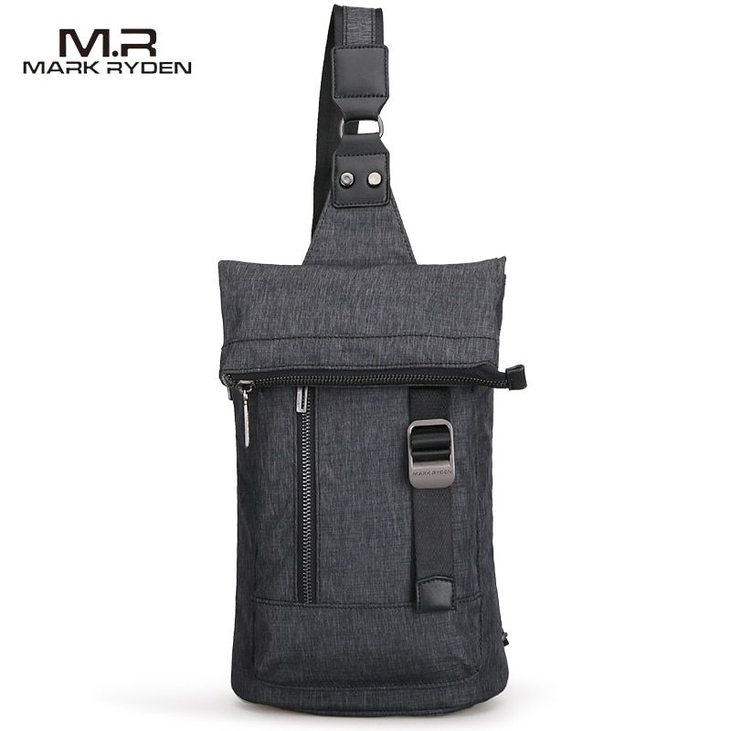 Mark Ryden Summer New Arrivals Water-resistantHigh Capacity Crossbody Bag Two Colors' options Fashion Hardware Shoudler Bag