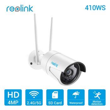 Reolink Wi-Fi Камера 2.4 г/5 г 4MP SD карты памяти обнаружения движения Запись HD Беспроводной IP Камера