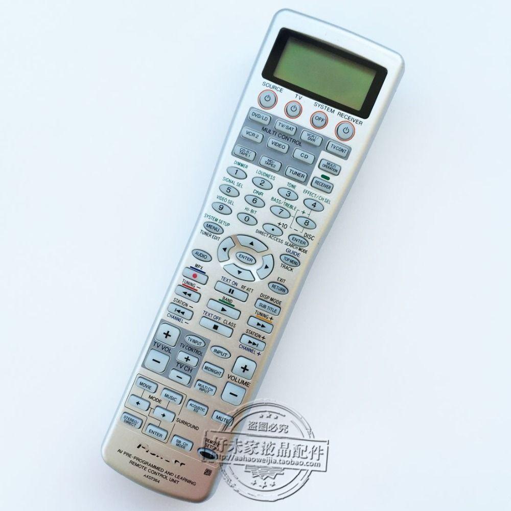 Original fernbedienung ERSATZ AXD7364 Für Pioneer XXD3128 XXD3107 XXD3106 XXD3086 XXD3129 power verstärker fernbedienung
