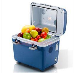 RY-T20DC 12 v 20L portable voiture réfrigérateur une utilisation en voiture ou à la maison à double usage mini-réfrigérateur garder froid/chaud voiture réfrigérateur