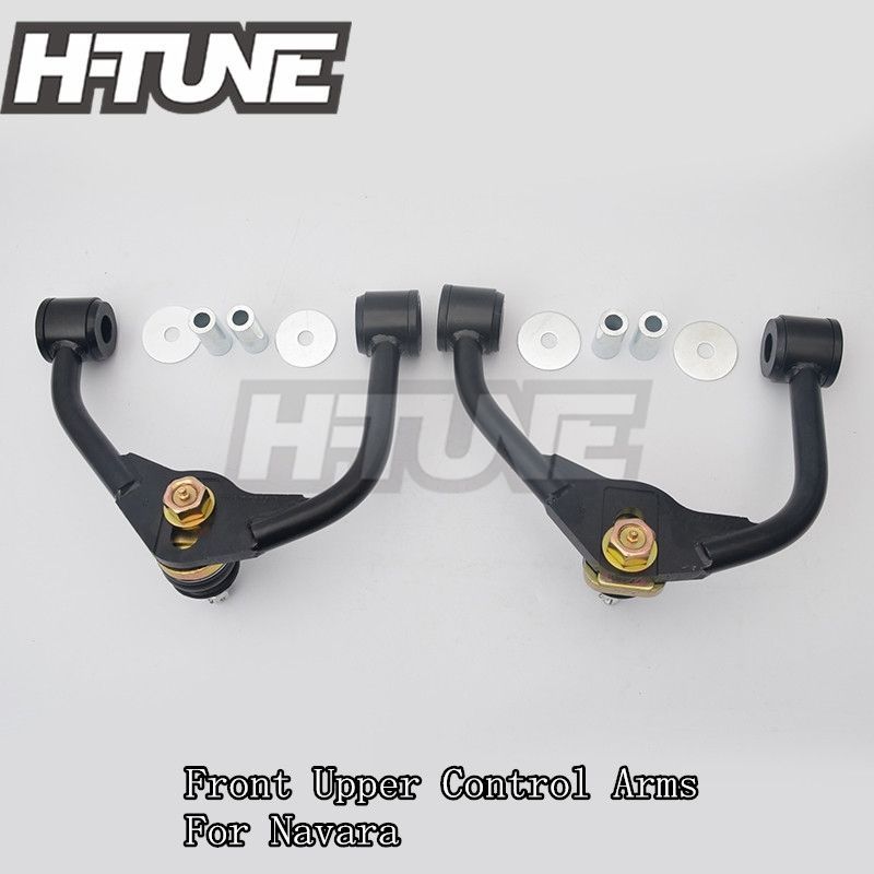 H-TUNE 4x4 Accessories Adjustable Front Upper Control Arm For Navara D40 / NP300