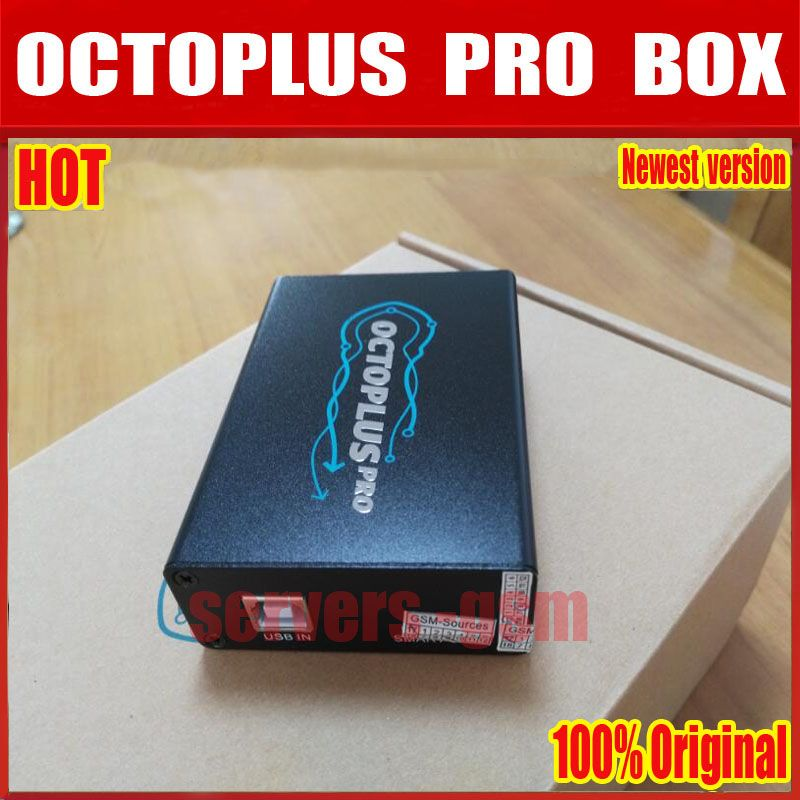 Newest versions Octoplus Pro Box with 19 cables work for Samsung and for LG+Medua JTAG Activation mobile phone adapters