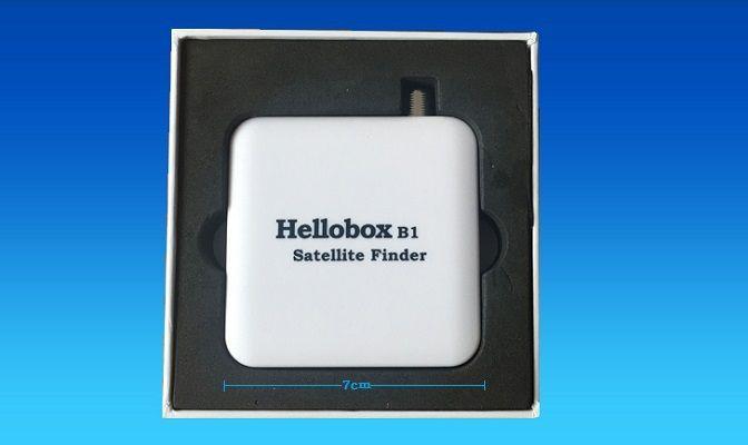 Hellobox B1 Bluetooth Satellite finder (10pcs Package)