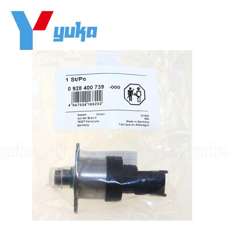 Common Rail High Pressure Fuel Injection Pump Regulator Metering Control Valve For FIAT DUCATO IVECO 0928400739 42560782