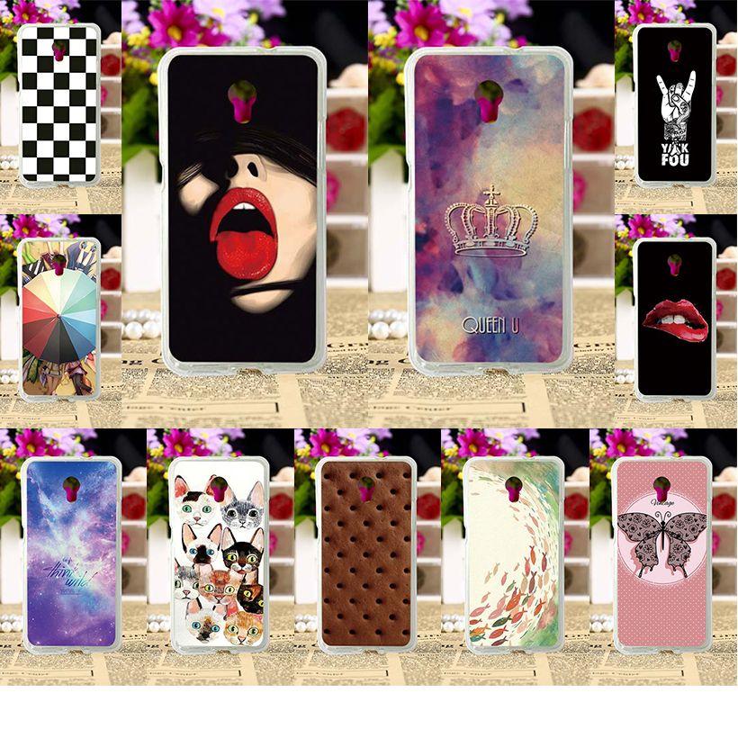 AKABEILA Phone Case For Alcatel OneTouch Pixi4 OT-5045 5045D 5045 OT-5010 5010D 5010X 3G OT4034 dual 4034D 4034E 4034F single