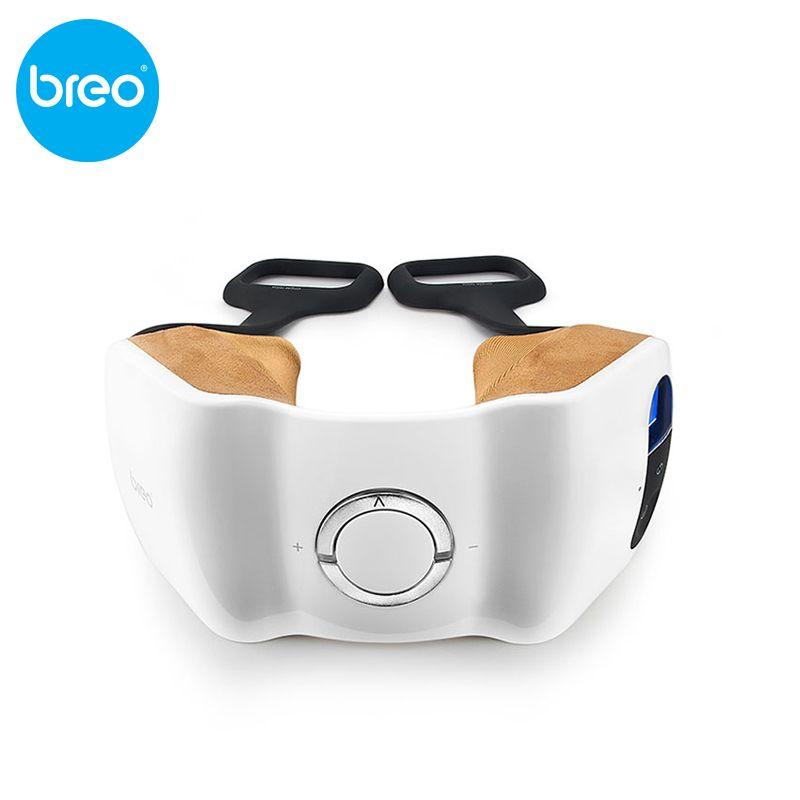 Breo 2014 Good Design Award cou masseur iNeck 2 ulti-mode de Pétrissage De Massage, un Massage d'acupression Point.