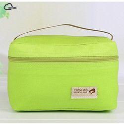 Iskybob refrigerador térmico aislados almuerzo caja de almacenamiento de picnic bolsa de viaje Portátil Bolsa
