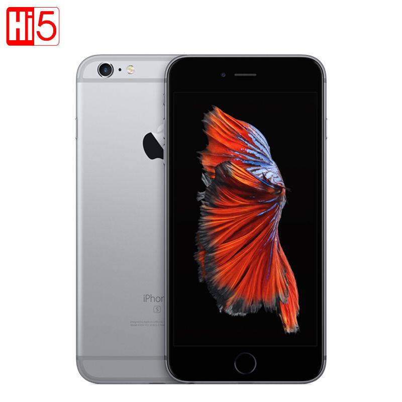 Unlocked Apple iPhone 6S 4K Dual Core 2GB RAM 16/64/128GB ROM 4.7