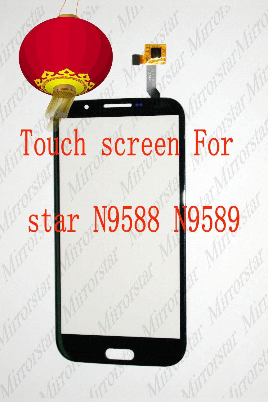 Neue Touch Screen Für Star N9588 N9589 Handy Grau mit spurhaltungszahl