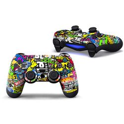 Cool Fasshion 1pcs Bombs Skin for PS4 Controller Decal Stickers for Playstation4 Controller Free Shipping